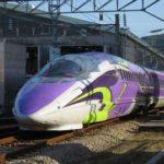 海外「日本に行く理由がまたできた!」エヴァ新幹線に外国人、大興奮!