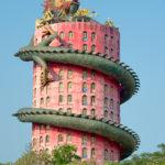 海外「出でよ、神龍!」タイにある謎の超巨大な龍寺に外国人騒然!