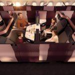 海外「一度乗ってみたい!」カタール航空の豪華なダブルベッドの座席に外国人から賞賛の声!