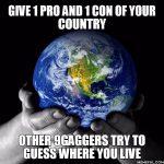 海外「母国の長所と短所は?」国名当てクイズに外国人興味津々!