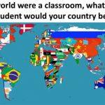 海外「自国を擬人化してみよう!」日本「変わり者でゲーム好きな子供」