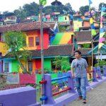 海外「250万円分のペンキでインドネシアの村が大人気観光地に変貌!」外国人から驚きの声!