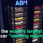 """海外「シンガポールに""""フェラーリ""""が買える超巨大自販機が登場」に外国人から驚きの声!"""