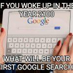 海外「もし2100年に目覚めたら何をググる?」→「プレステ12とFF50」