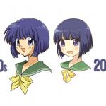 海外「今の日本アニメはキャラが全員同じに見える!」→「90年代アニメの方が素晴らしい」