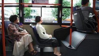 """海外「慰安婦像がバスの""""乗客""""に!?」韓国の""""慰安婦バス""""に外国人から驚きの声!"""