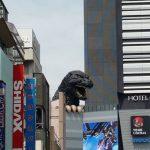 """海外「新宿歌舞伎町のホテルの""""ゴジラルーム""""の凄さ」に外国人興味津々!"""
