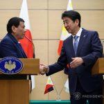 日本「フィリピンに1兆円支援するよ!」ドゥテルテ大統領の訪日にフィリピン人歓喜の声!