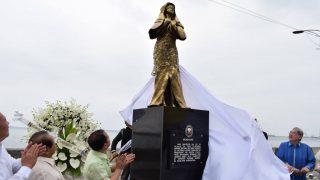 韓国人「世界中に設置しよう!」フィリピン初の慰安婦像に韓国人から歓迎の声