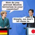 欧米「全ての国は日本を見習うべきだ!」日本の移民テロ対策に外国人から称賛の声!