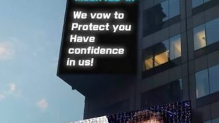 """韓国「文大統領を讃える""""誕生日お祝い広告""""が米タイムズスクエアに登場!」韓国人から歓喜の声"""