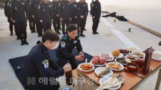 韓国「独島警備隊が旧正月を独島で迎えて儀式を上げたよ!」韓国人から労いの声