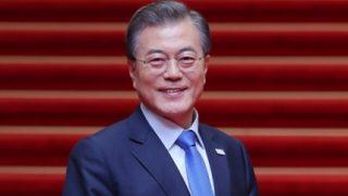 ムン大統領「任期中に北の核問題を解決するのが目標だよ!」英雑誌での発言に韓国人から疑問の声