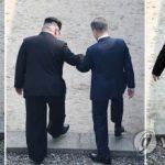 文大統領「金正恩とサプライズで北朝鮮側へ渡ったよ!」歴史的瞬間だ!国家保安法違反だの声
