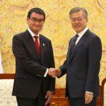 韓国「日中韓首脳会談が来月、日本開催になったよ!」ムン大統領の外国力最高!の声