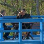 韓国「日本テレビが読唇術で金&ムンのベンチ会談の内容を解読!」病気だ!ストーカーだの声