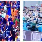 韓国「日本人のW杯清掃マナーと旭日旗使用は相反する!日本サッカー史に傷を残した!」処罰が必要だの声