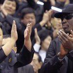 海外「金正恩の親友、デニスロッドマンが米朝会談に参戦!シンガポール行き決定!」海外の反応