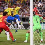 韓国「ベルギーがブラジルに2-1で勝利!4強進出決定!南米滅亡だ」の声
