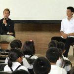 韓国「本田選手が横浜の朝鮮学校へサプライズ訪問!本田は人間性も実力も最高だ!ありがとう」の声