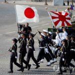 韓国「フランス革命記念パレードの旭日戦犯旗に在仏韓国人社会から怒りの声!」腹が立つの声