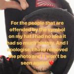 韓国「リバプールFCのジョージが旭日戦犯旗の帽子を被って謝罪したよ!欧州は歴史に無知だ」の声