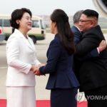 韓国「文大統領と金正恩の空港での熱い抱擁をご覧ください!帰って来るな。北朝鮮で生きろ」の声
