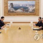 ムン大統領「キム委員長の決断に謝意を表する!」非核化も無い会談は無意味だの声