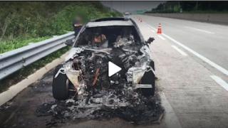韓国「安全診断を受けたBMW車からまた出火!何故韓国だけ出火するんだ?」の声