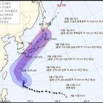 韓国「台風24号が日本列島に接近中!日本は我が国の防波堤だ!真の神風」の声