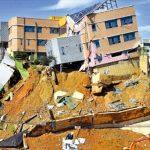 韓国「台風も地震も発生してないのに幼稚園が突然崩壊!後進的である!恥ずかしい」の声