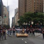 米国韓人会「NYで慰安婦像を台車に載せて反日パレードしたよ!」韓国人「恥ずかしい」
