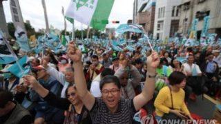 韓国「台湾は親日嫌韓で有名な国だ」台湾人の独立要求デモに韓国人興味津々の声