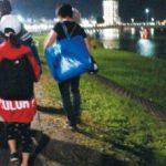 韓国「花火大会の後、韓国人はゴミを放置するが日本人は家に持ち帰る!」