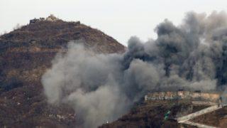 文大統領「韓国側の南北監視警戒所を爆破したよ!」本当に正気では無いの声