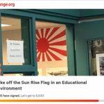 韓国「カナダの学校が旭日旗掲揚!韓国人学生が抗議も歴史教師が拒絶!学生を尊敬する」の声