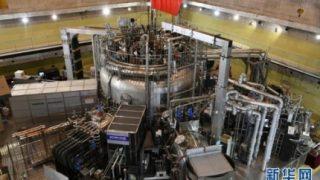 韓国「中国が1億度の人工太陽の作成実験に成功!私たちにはBTSがいる」の声