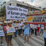 韓国「フィリピンで反韓感情!韓国発のゴミ6500tに対する大規模デモ開催!」