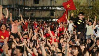 韓国「韓国人監督率いるサッカーベトナム代表が8強進出!日本粉砕で4強神話を成し遂げよう!」の声