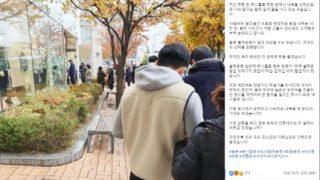 韓国「ユニクロがヒートテック無料配布で長蛇の列!恥ずかしい!売国奴だ!」の声