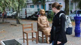 韓国「日本が撤去させたドイツの慰安婦像を再設置した!世界中に設置しよう」の声