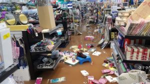 韓国「台風25号で韓国東部が焦土化。深刻ですね」の声
