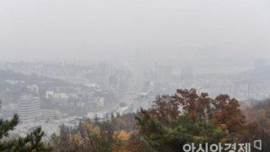 韓国「最近の韓国の微細粉塵は中国のせいではなく韓国のせいだった!情けない」の声