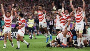 【速報】海外「ラグビーW杯 日本がスコットランドに28-21で勝利!おめでとう日本!」