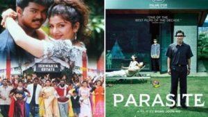 インド「韓国映画パラサイトはインド映画の盗作だ!訴訟を準備中!」韓国人「インドは盗作共和国だ」の声