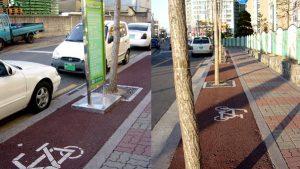 韓国人「日韓の自転車専用道を比較してみよう」→「日本に勝つことができない」