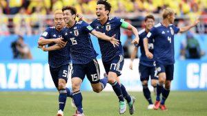 【速報】海外「サッカー日本代表、W杯コロンビア戦 2-1で大勝利!」日本はアジアの誇りだ!の声