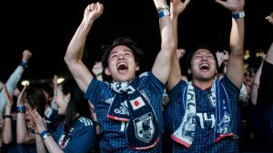 海外「日本代表がセネガル戦を2-2で引き分け!日本代表に感動した!」の声