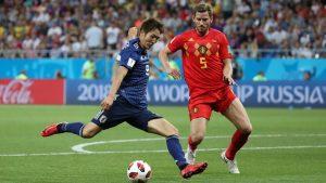 海外「日本はベルギーに敗北したがアジア人の誇りを高めた!日本を尊敬する!最高の試合だった」の声