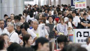 韓国「台風と地震で観光と物流に打撃を受けている日本をご覧ください!韓国だったら焦土化してた」の声